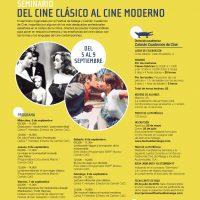 Seminario Del cine clásico al cine moderno