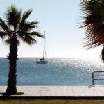 Paseo Marítimo de Málaga © James Souza