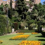 Jardines de Málaga © Málaga Film Office