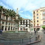 Plaza de la Constitución © Málaga Film Office