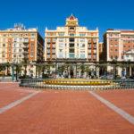 Plaza La Marina © Málaga Film Office - Miguel Gallegos