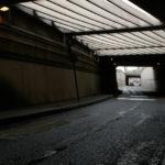 Túnel Av. Fátima Málaga © Miguel Gallegos