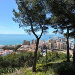 Vistas Malaga Gibralfaro © Domingo Mérida