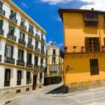 Calle Cister y San Agustin © Miguel Gallegos-Malaga Film Office