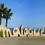 Playa La Malagueta © Area de Turismo Malaga