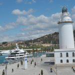 Puerto de Málaga-Paseo de la Farola © Domingo Merida
