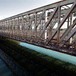Puente Guadalmedina-Puerto de Malaga © James Souza