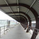 Terminal de Cruceros Pasarela © Malaga Film Office