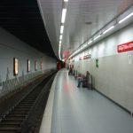 Cercanias Renfe Malaga Centro © Ferrocarril el Tarajal