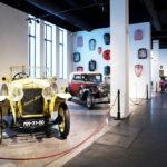 Museo Automovilistico de Málaga, España, www.museoautomovilmalaga.com, Edificio Tabacalera - Avenida Sor Teresa Prat 15 - 29003 Malaga